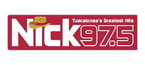 Nick 97.5 – Tuscaloosa's Greatest Hits